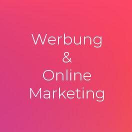 Button Werbung & Online Marketing