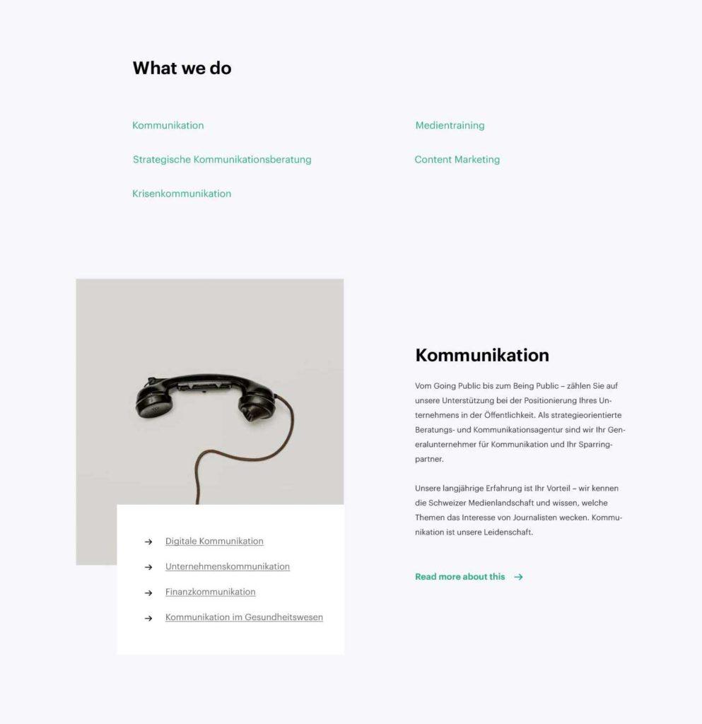 b-public Homepage