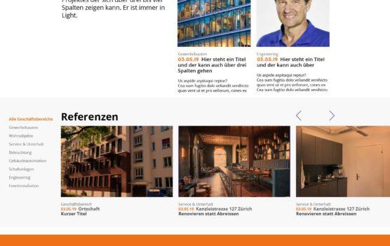 website ruckstuh-elektro.ch