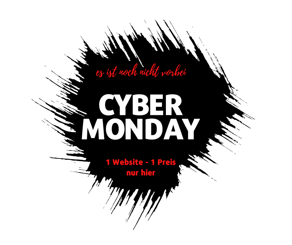 cyber monday angebot website